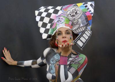 Body Paint Versilia 2016