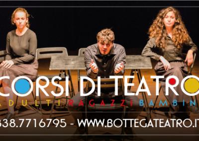 La Bottega del Teatro - Versilia