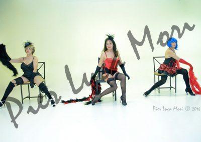 Scuola di burlesque