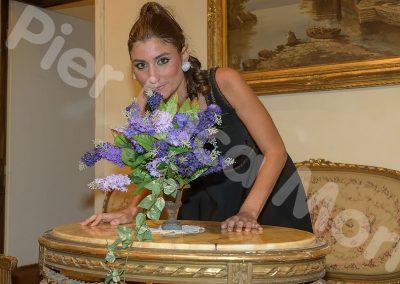 Caterina, la diva della Versilia