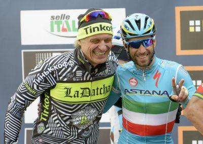 Vincenzo Nibali e Tinkoff